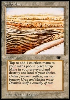 Antiquities: Strip Mine (D)