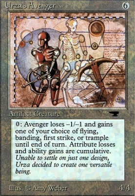 Antiquities: Urza's Avenger