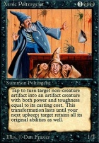 Antiquities: Xenic Poltergeist