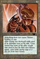 Antiquities: Yotian Soldier