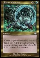 Apocalypse Foil: Aether Mutation