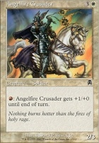 Apocalypse Foil: Angelfire Crusader