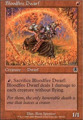 Apocalypse: Bloodfire Dwarf