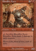 Apocalypse: Bloodfire Kavu
