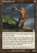 Apocalypse: Brass Herald