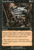 Apocalypse Foil: Dead Ringers