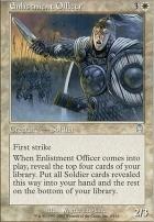 Apocalypse: Enlistment Officer