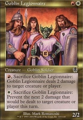 Apocalypse: Goblin Legionnaire