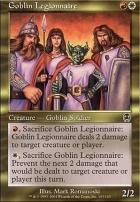 Apocalypse Foil: Goblin Legionnaire