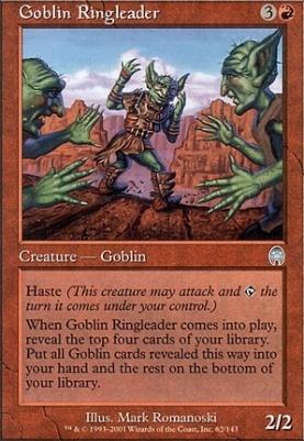 Apocalypse: Goblin Ringleader