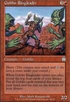 Onslaught Goblin Piledriver Ataque de asalto Magic MTG NM