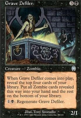 Grave Defiler | Apocalypse | Card Kingdom