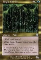 Apocalypse: Jungle Barrier