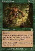 Apocalypse: Kavu Mauler
