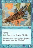 Apocalypse: Living Airship