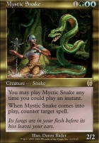 Apocalypse Foil: Mystic Snake