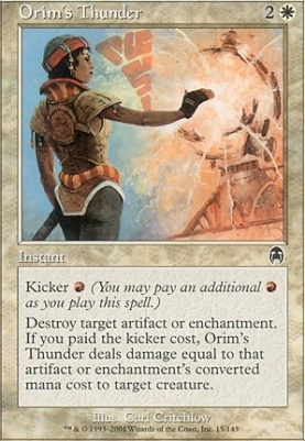 Apocalypse: Orim's Thunder