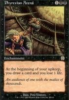 Apocalypse Foil: Phyrexian Arena