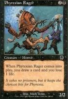Apocalypse Foil: Phyrexian Rager