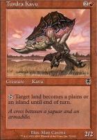 Apocalypse Foil: Tundra Kavu