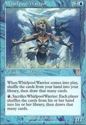 Apocalypse: Whirlpool Warrior
