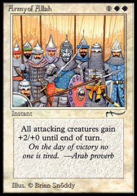 Arabian Nights: Army of Allah