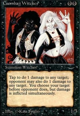 Arabian Nights: Cuombajj Witches