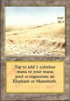Arabian Nights: Elephant Graveyard