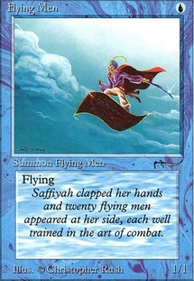Arabian Nights: Flying Men