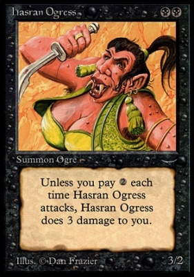 Arabian Nights: Hasran Ogress