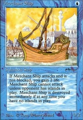 Arabian Nights: Merchant Ship