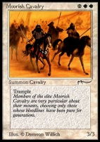 Arabian Nights: Moorish Cavalry