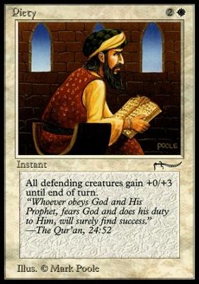 Arabian Nights: Piety