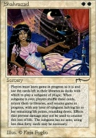 Arabian Nights: Shahrazad