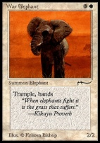 Arabian Nights: War Elephant