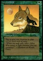 Arabian Nights: Wyluli Wolf