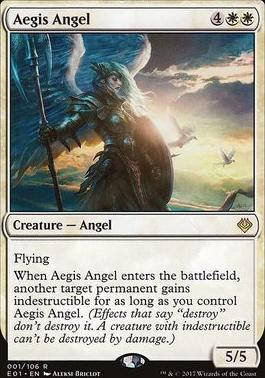 Archenemy - Nicol Bolas: Aegis Angel