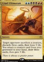 Archenemy - Nicol Bolas: Cruel Ultimatum