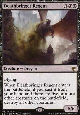 Archenemy - Nicol Bolas: Deathbringer Regent