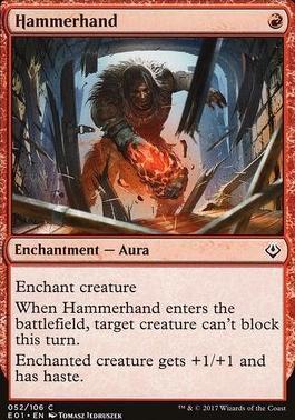 Archenemy - Nicol Bolas: Hammerhand