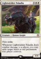 Archenemy - Nicol Bolas: Lightwielder Paladin