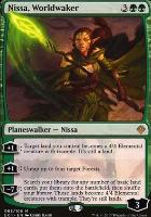 Archenemy - Nicol Bolas: Nissa, Worldwaker