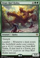 Archenemy - Nicol Bolas: Oran-Rief Hydra