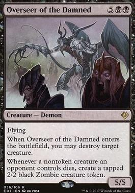 Archenemy - Nicol Bolas: Overseer of the Damned