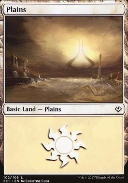 Archenemy - Nicol Bolas: Plains (102 B)