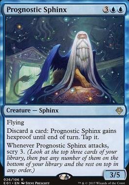 Archenemy - Nicol Bolas: Prognostic Sphinx