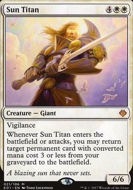 Archenemy - Nicol Bolas: Sun Titan