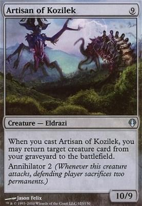 Archenemy: Artisan of Kozilek
