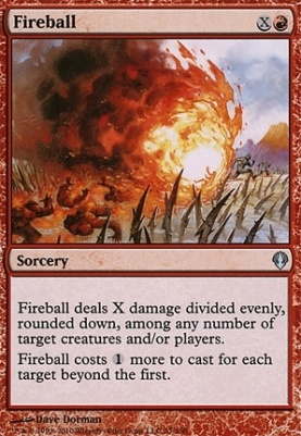 Archenemy: Fireball