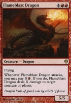 Archenemy: Flameblast Dragon